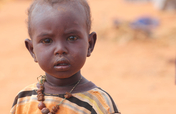 Provide famine relief to families in Somalia