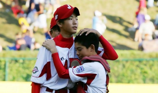Restart Youth Baseball in Japan