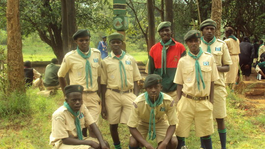 Scouts day out