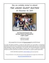 Silent Auction Invitation (PDF)