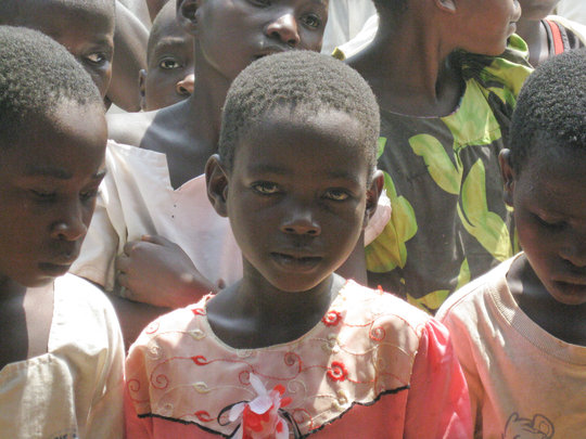 Educate 130 Children of Rape Victims in DR Congo