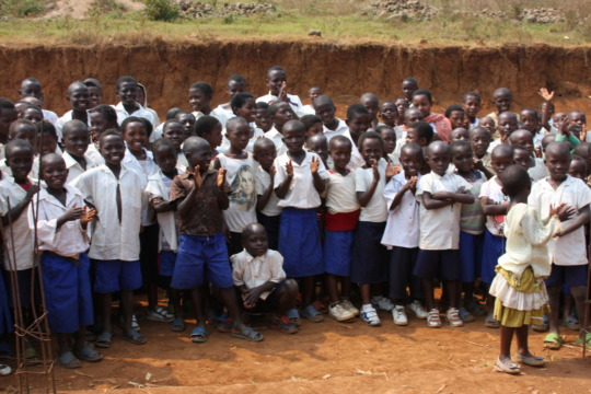 Improve Education for 400 Children on Idjwi Island