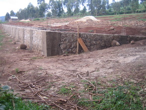 Foundation for Classroom Building