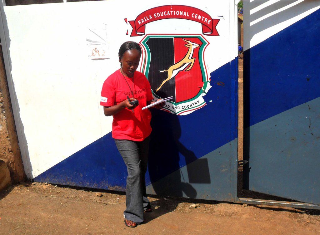 Turning maps into action in Kibera