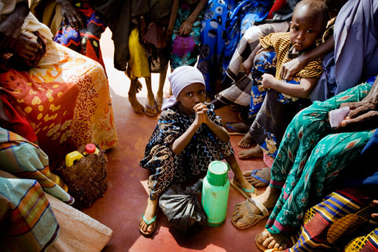 Food Crisis in the Horn of Africa