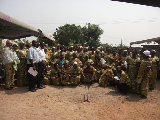 DAA members at their quarterly meeting