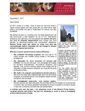 Women Thrive Worldwide 2011 Year End Letter (PDF)
