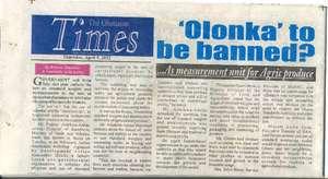 The Ghaniaian Times: