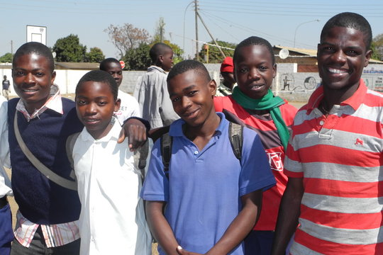 An Education for over 400 Children in Zambia