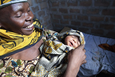 Make Motherhood Safe for Tanzanian Women