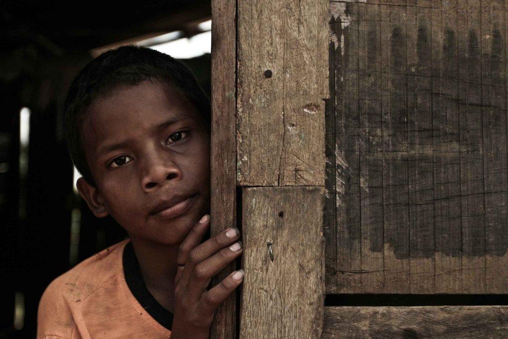 Bamboo Shelter for Battered Women in Nicaragua