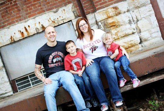 Gibbs Family, San Diego, CA