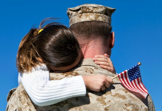 Help Our Heroes: Support our Guard and Reserves
