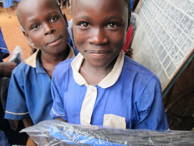 Help educate 650 vulnerable children in Uganda