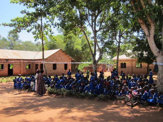 Bwetyaaba Primay School