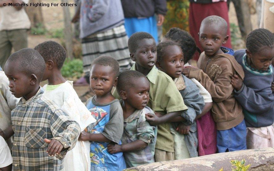 Help Families Fleeing Famine in Somalia