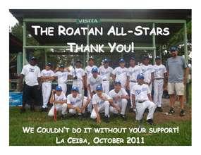Roatan All Stars Team Photo (PDF)