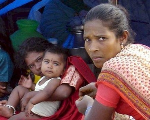 Help prevent disease and starvation in India