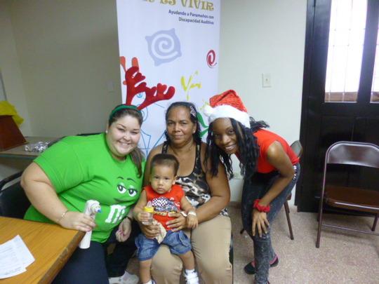 Christmas screenings for vulnerable children