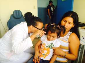 Embera Comunity at Children Hospital, follow up