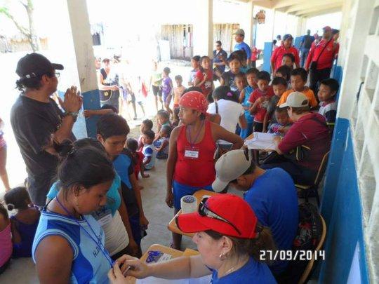 Guna Yala Comunity Health Tour