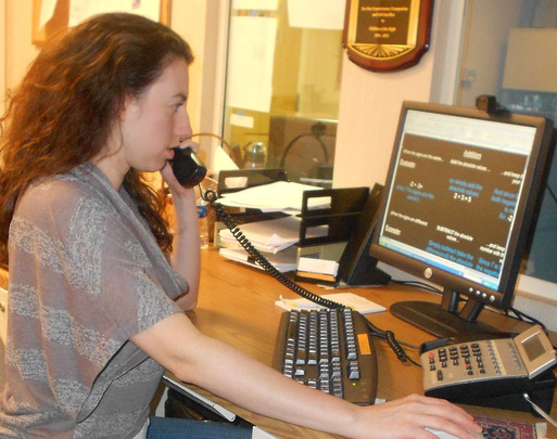 WOW in Action-Maddie Providing-Online GED Tutoring