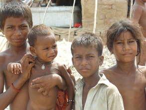 Children of Slums