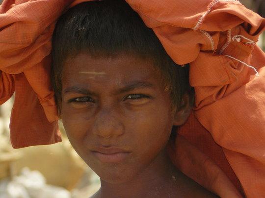 Providing formal education to 150 children of slum