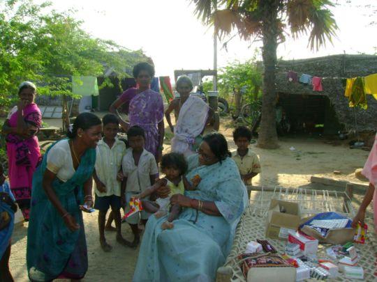 Children in Health camp