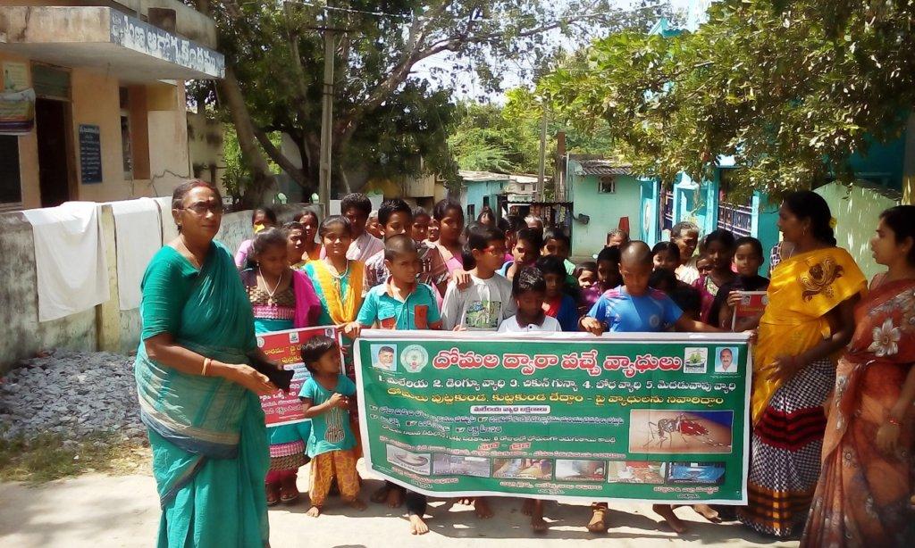 STEPS NGO Health Awareness Rally