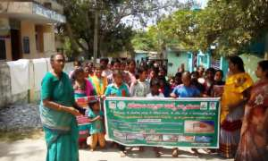 STEPS NGO Health Awareness Rally