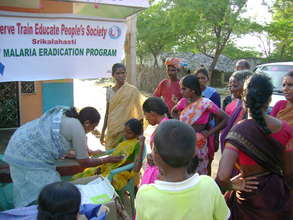 Malaria Eradication Camp