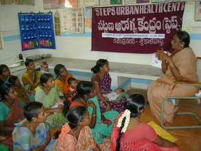 Awareness camp for women