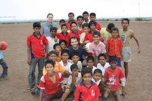 Mann Deshi Champions Children with us
