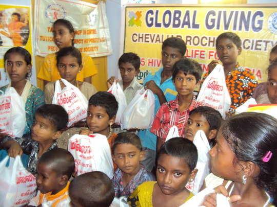 GLOBAL GIVING BENEFITS TO BENEFICIARIES