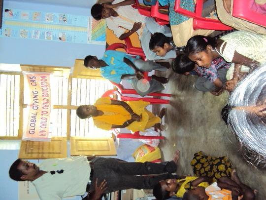 CHILD TO CHILD EDUCATION