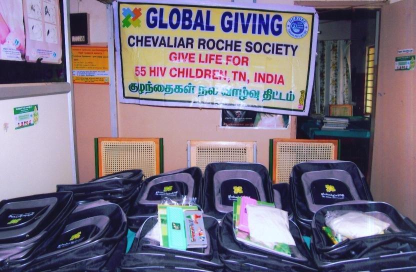 Global Giving benefits