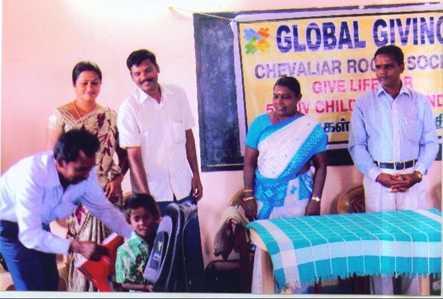 PROJECT MANAGER CARED CLHA CHILDREN
