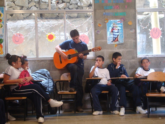 Music Workshop - Taller Musical