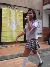 Singing for change - Cantando para un cambio
