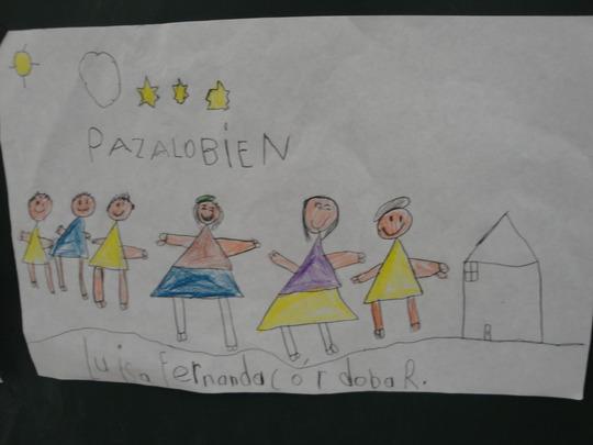 This is PAZalobien - Esto es PAZalobien