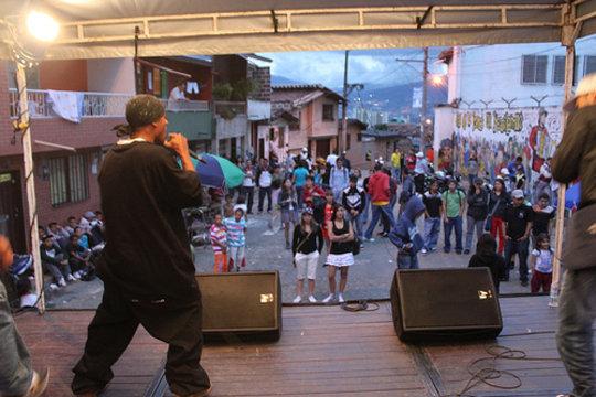 Rapping 4 LIFE Event - Evento Rapeando por la vida