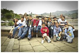 Participantes feria Pazalobien