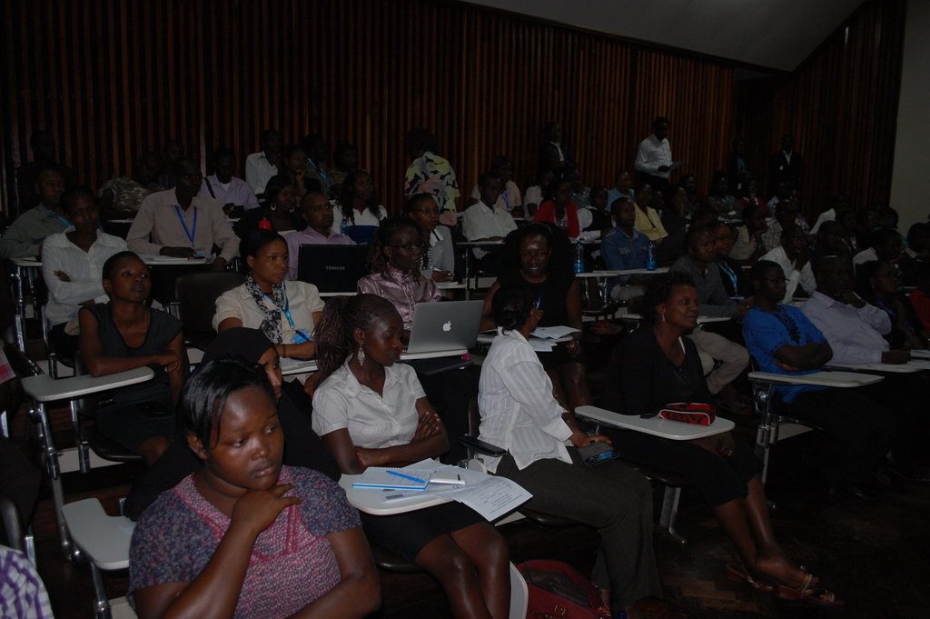Kenya Task Force meeting on MPT messaging