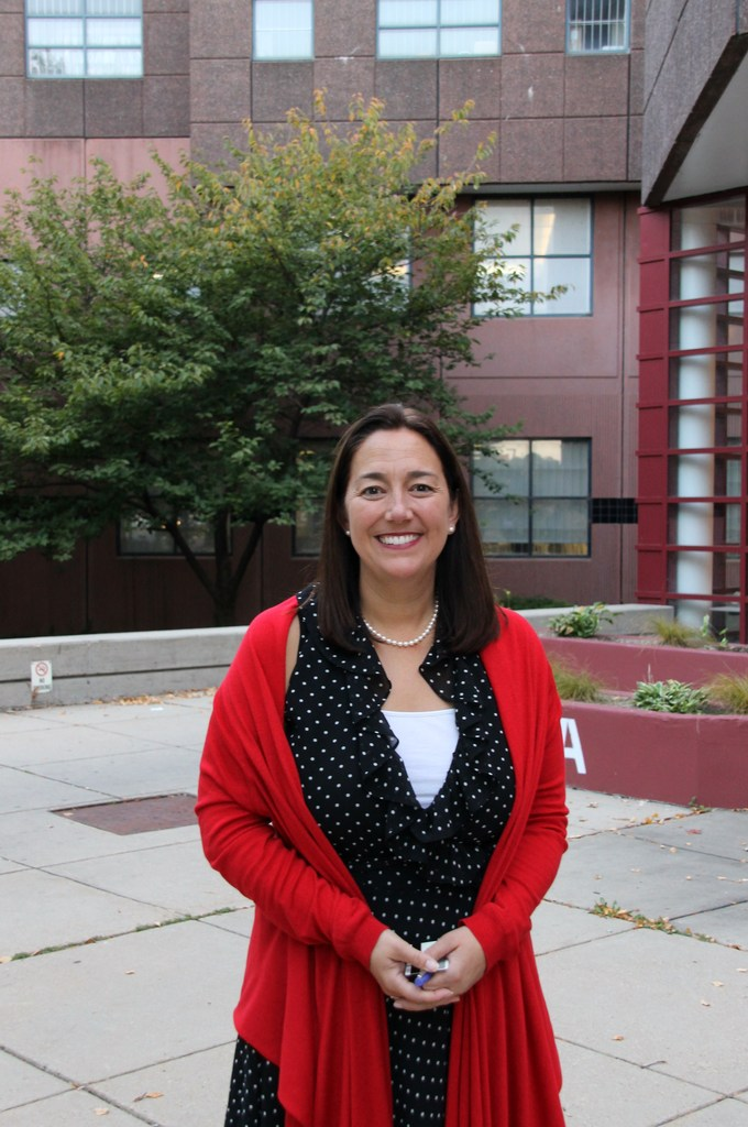 Freedom Writers author Erin Gruwell visits DC Jail