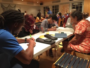 Free Minds Poet Ambassador at Write Night