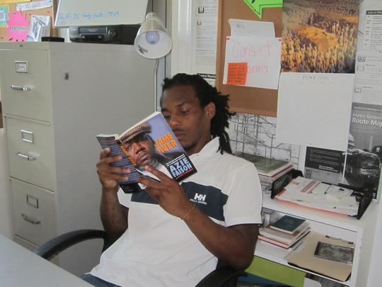 FM member Dashon previews the next BAM! book