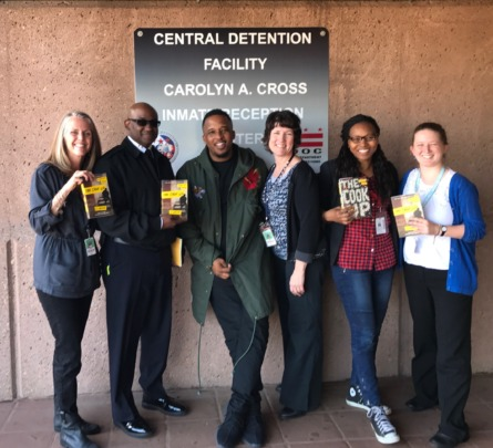 Author D. Watkins Visited the DC Jail