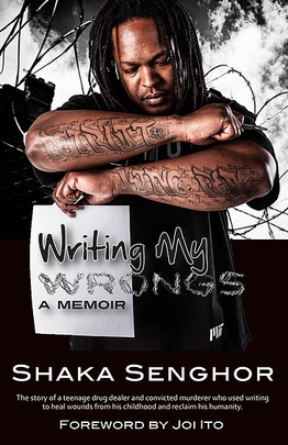 Book Club members read Writing My Wrongs