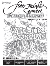 Our newsletter, the Free Minds Connect